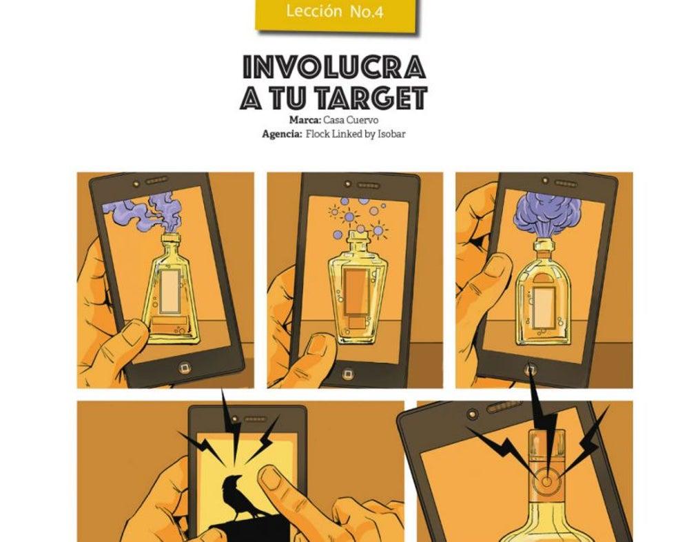 Lección 4. Involucra a tu target para innovar