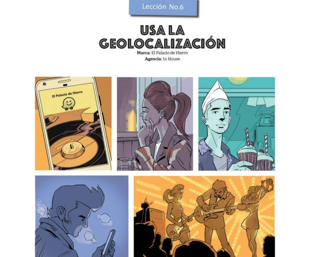 Lección 6: Usa la geolocalización para atraer al punto de venta