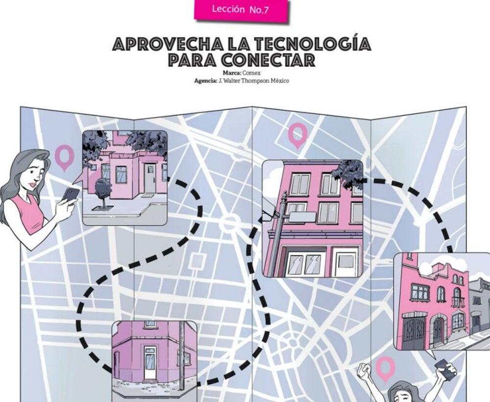 Lección 7: Aprovecha la tecnología para conectar