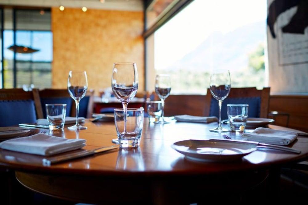 Make a dinner reservation.