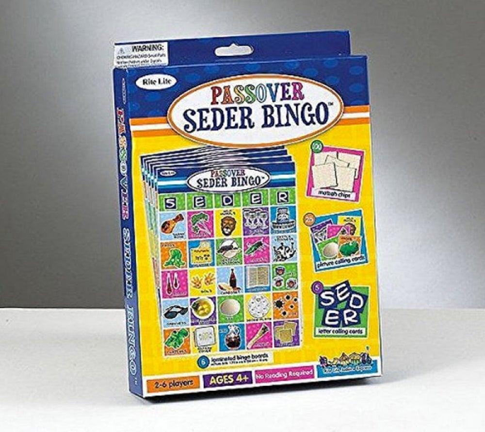 Passover Seder Bingo
