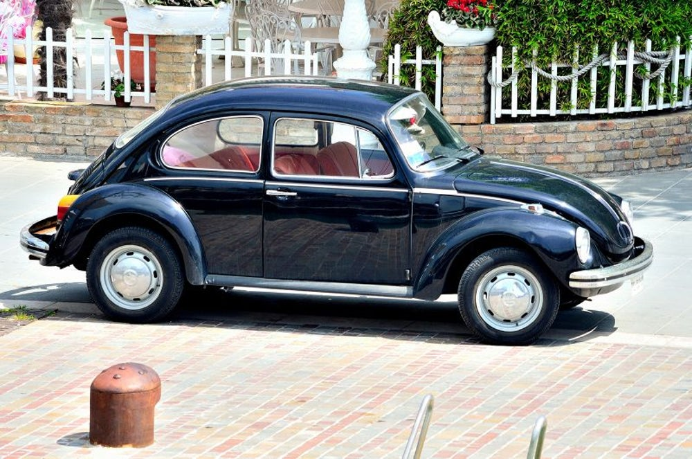 Volkswagen Beetle: 1938 to 2003