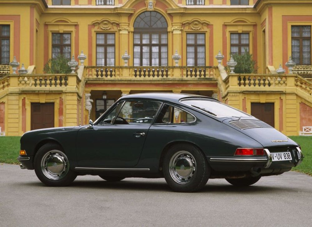 Porsche 911: 1963 to present