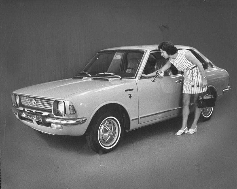 Toyota Corolla: 1966 to present