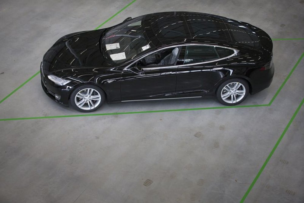 Tesla Model S: 2012 to present