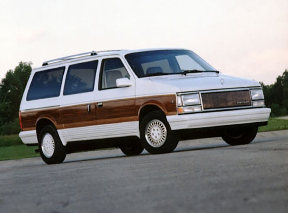 Chrysler Minivan (S): 1984 to 1990