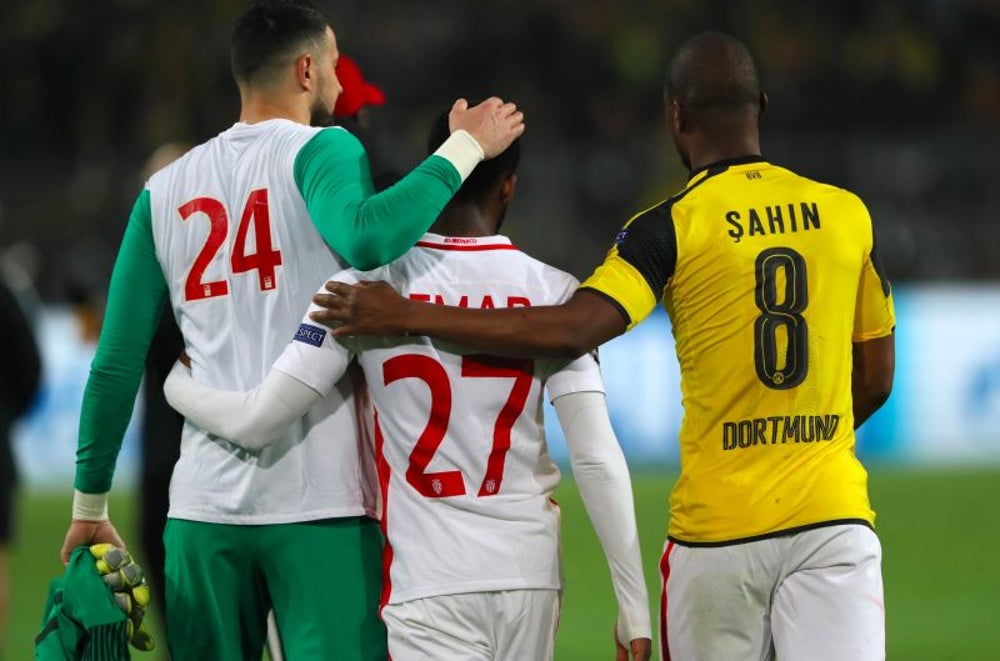 A hashtag unites rival football fans