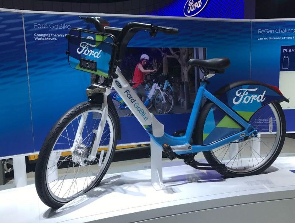 Ford bikeshare