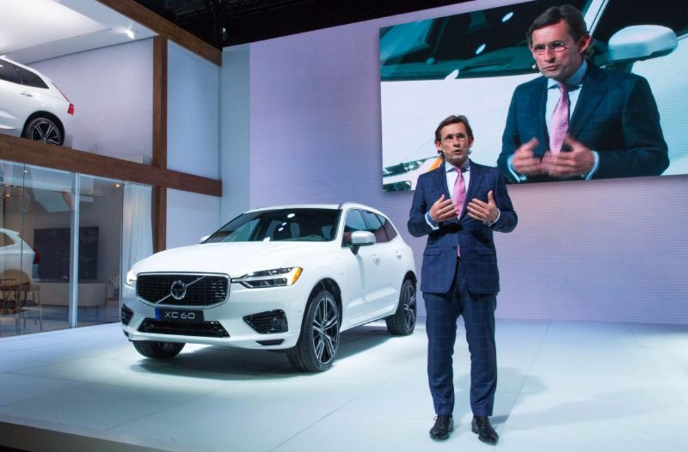 Volvo describes a common cause: safety