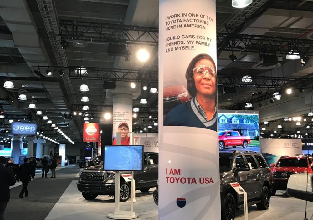 'I am Toyota USA'