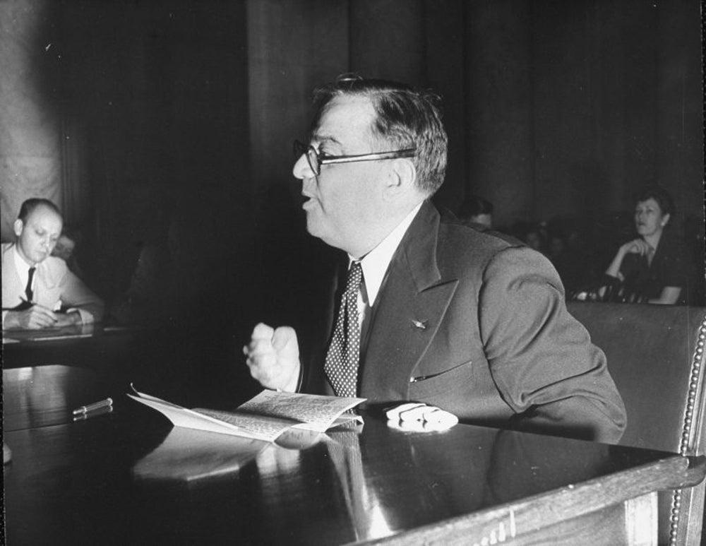 LaGuardia Report released in 1944.