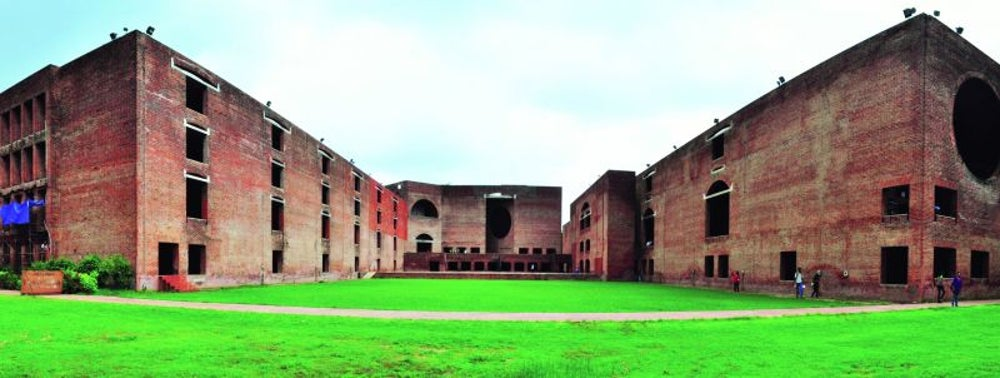 Holy Grail for Entrepreneurship - IIM AHMEDABAD