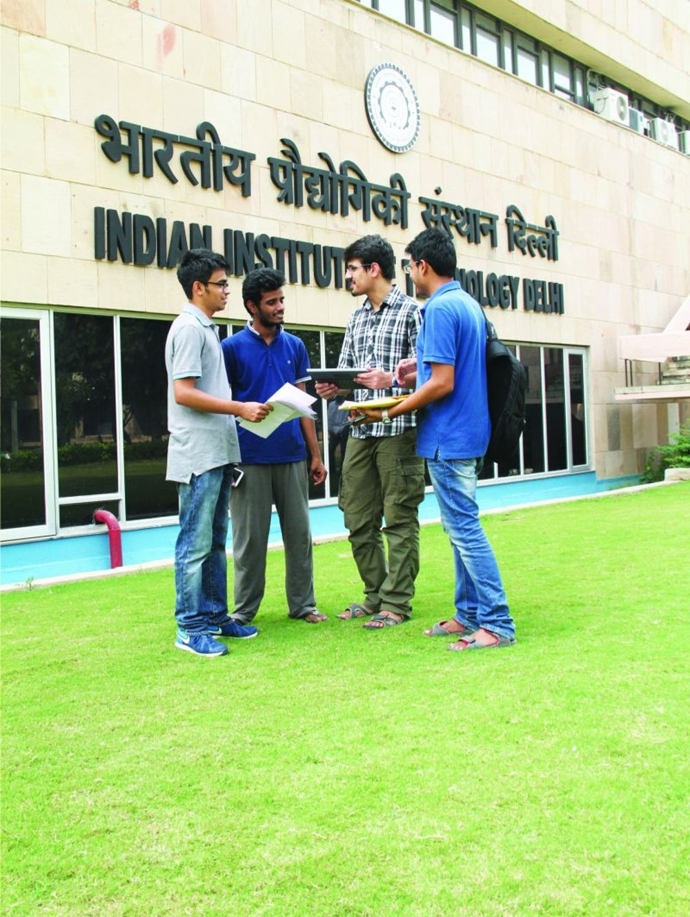 The DNA of Technological Innovation - IIT DELHI