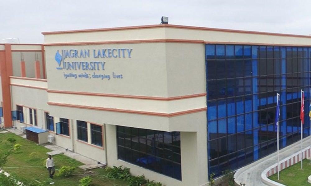 Blending Entrepreneurship & Education - JLU, BHOPAL