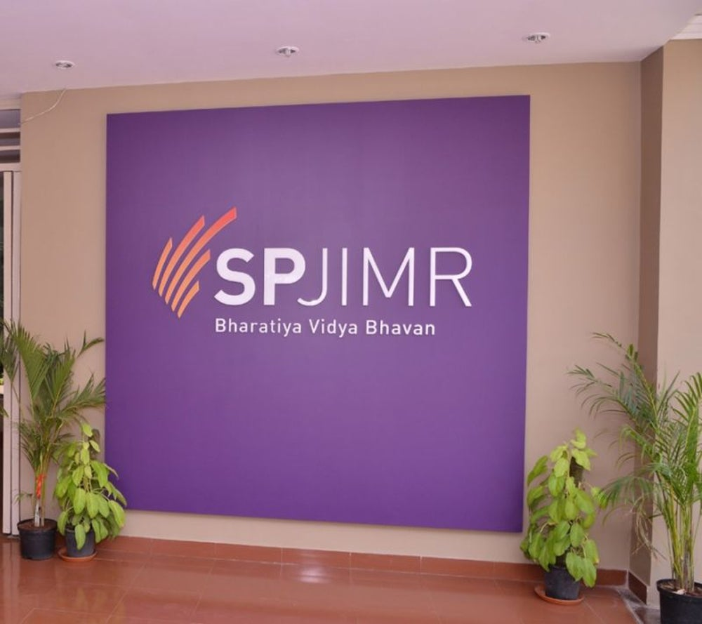 Helping Start and Grow your Business - SPJIMR, MUMBAI