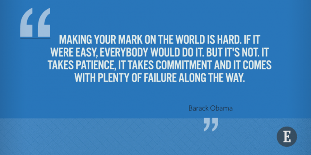 10 Barack Obama Quotes On Hard Work Success Motivation And More