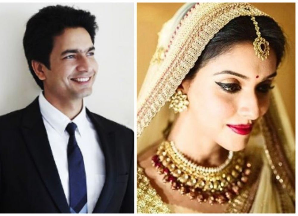 Rahul Sharma and Asin