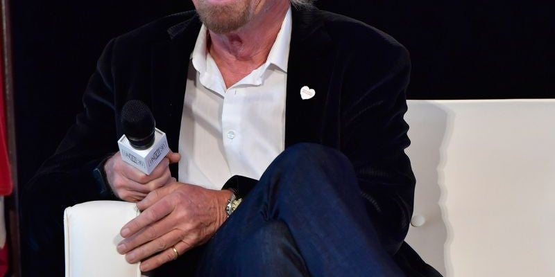 Richard Branson, @richardbranson