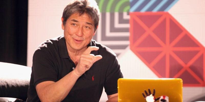 Guy Kawasaki, @guykawasaki