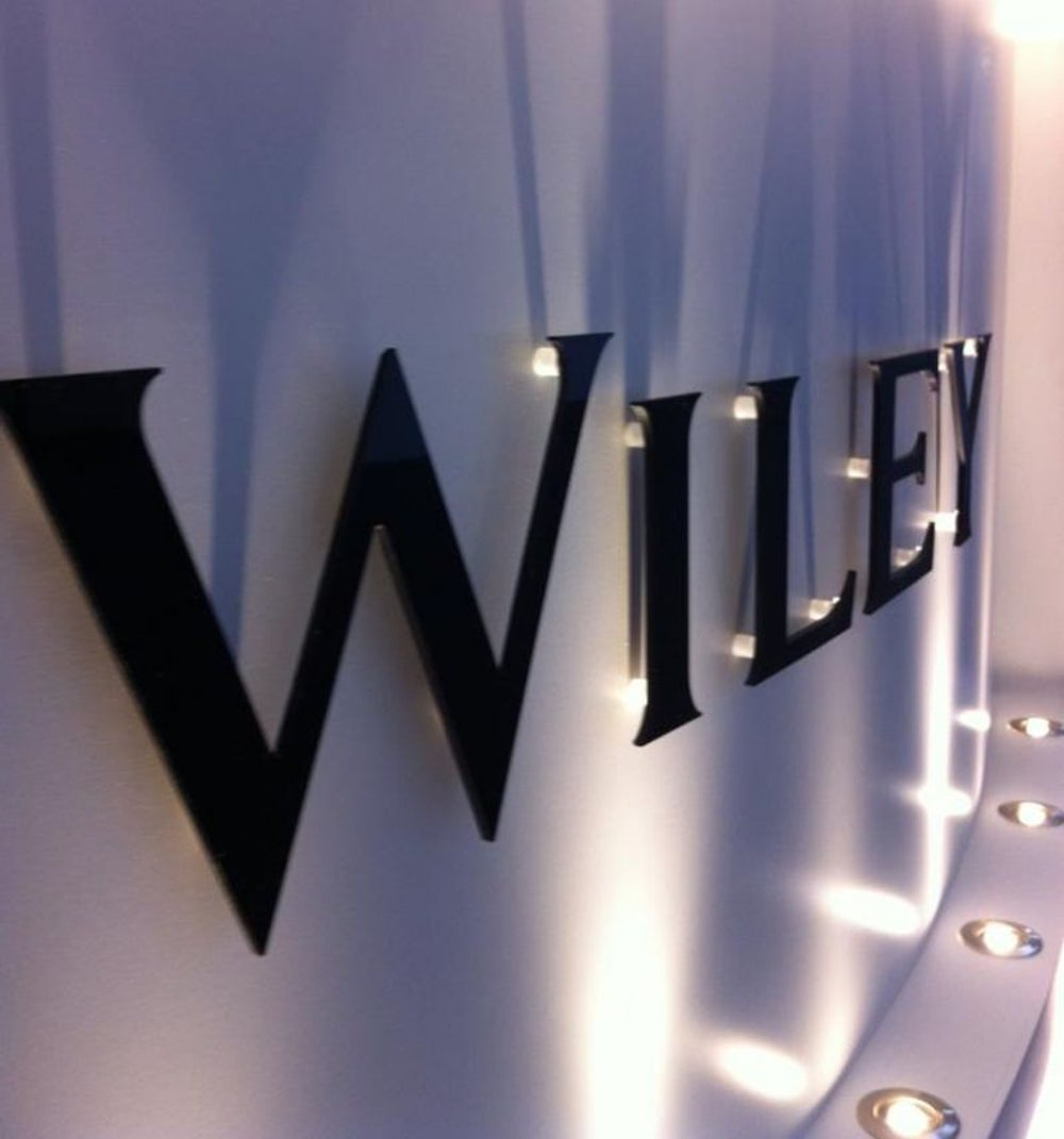 Publishing: Wiley founded in 1807