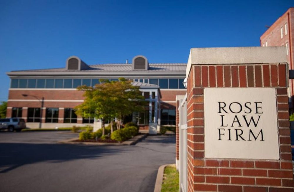 West of the Mississippi: Rose Law Firm of Little Rock