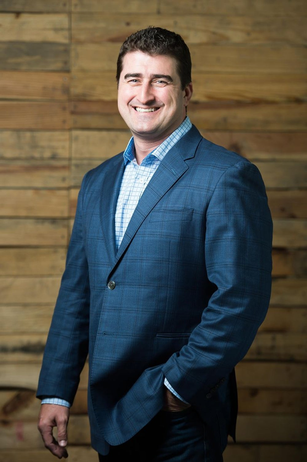 Garrett O'Shea, president and CMO of PockitShip