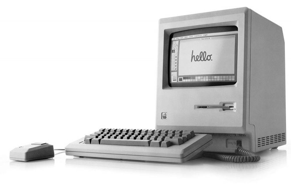 Apple MacIntosh, 1984