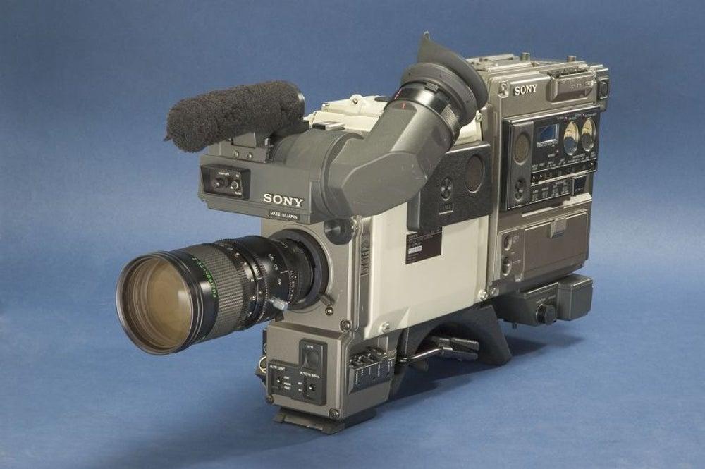 Camcorder, 1983
