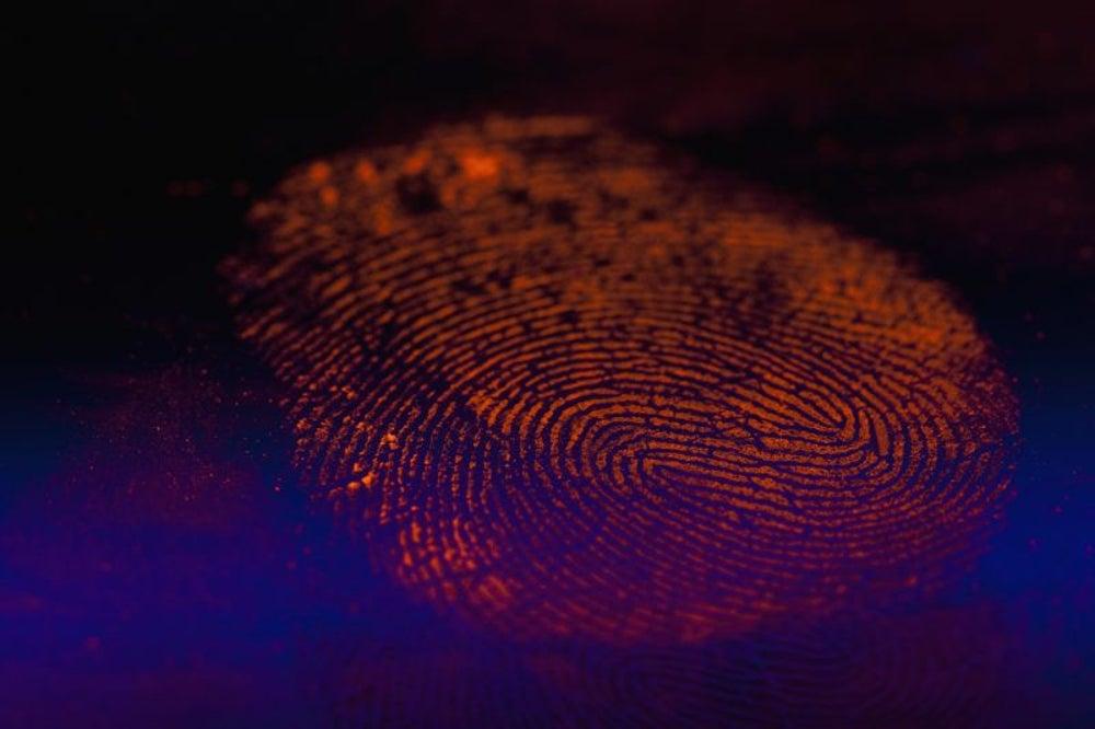 DNA fingerprinting, 1984
