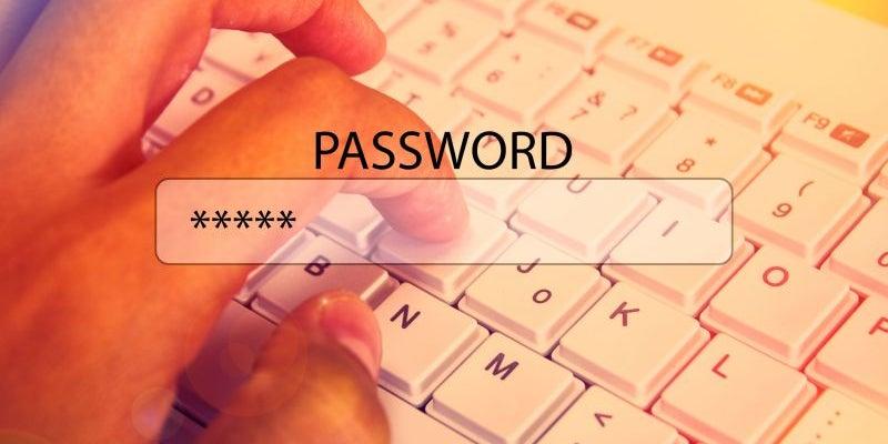 Password maintenance