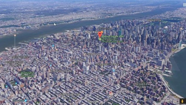 Google Maps Tricks You Need To Try - Google maps earth view