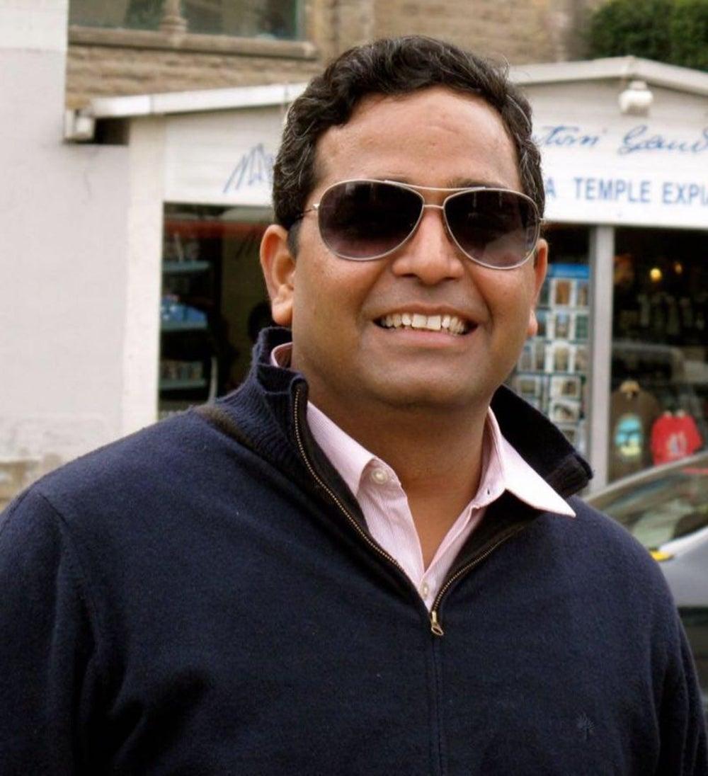 Vijay Shekhar Sharma - @vijayshekhar (149K)