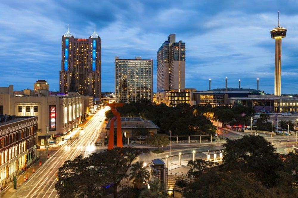 San Antonio-New Braunfels