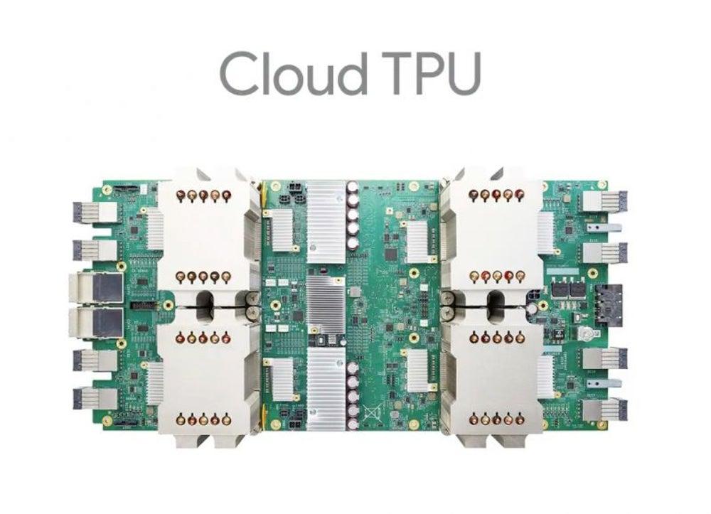 Cloud TPU