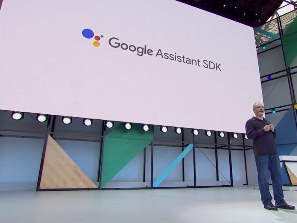 Google Assistant Software Development Kit