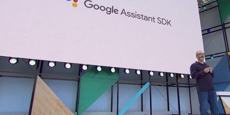 Google Assistant Software Development Kit