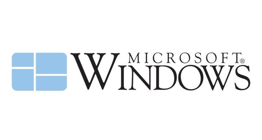 7. Microsoft Windows, 1985