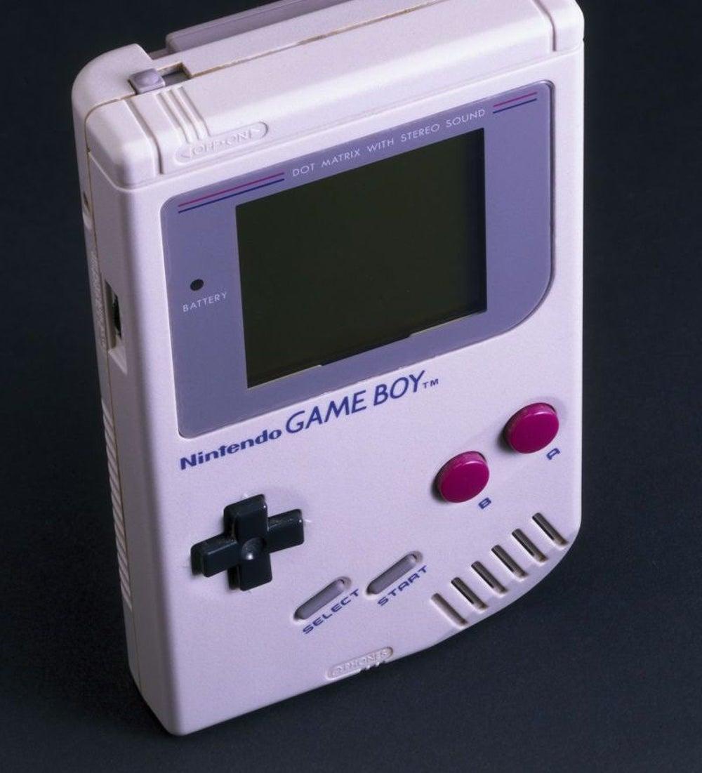 10. Gameboy, 1989
