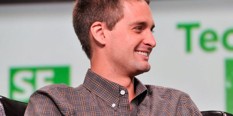 Evan Spiegel, CEO of Snap Inc., on not selling to Facebook