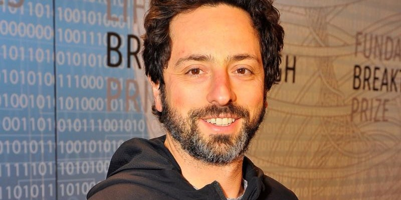 Sergey Brin, Google cofounder and president of Alphabet Inc.
