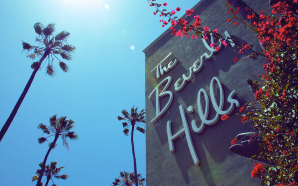 The Beverly Hills Hotel, 9641 Sunset Blvd., Beverly Hills