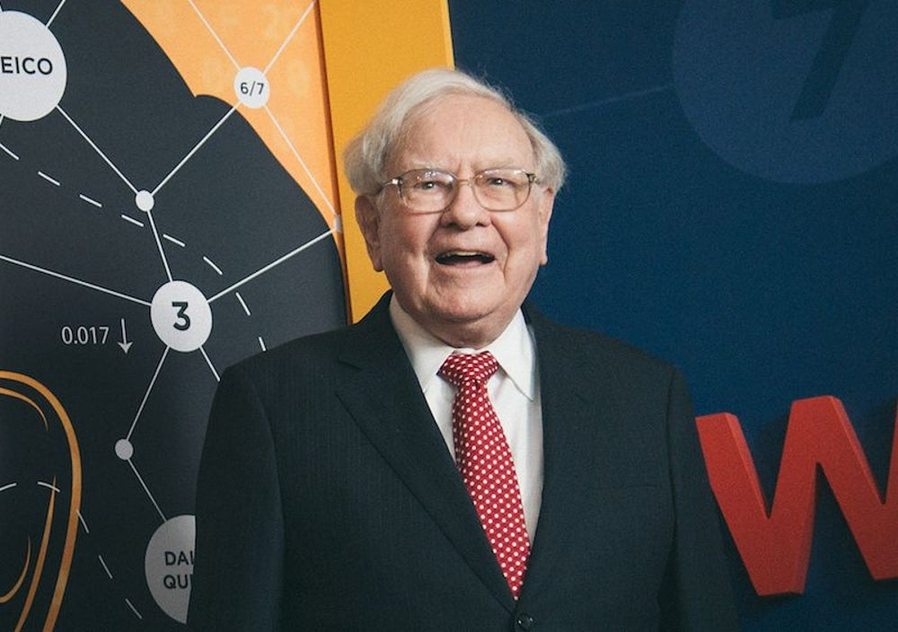 Warren Buffet eats whatever the heck he wants.