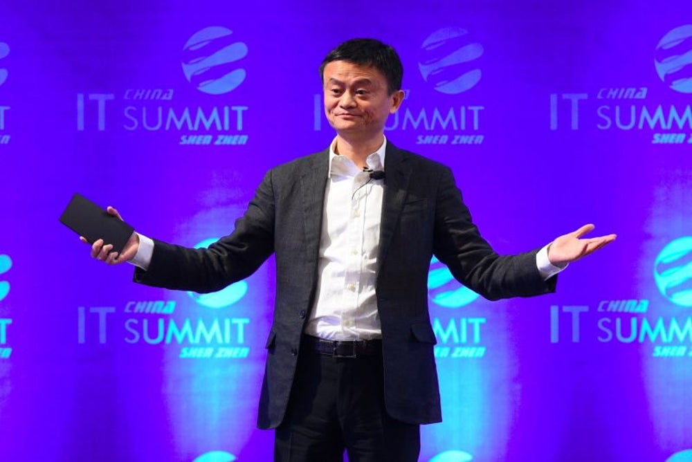 Jack Ma knows the power of doing favors for the right people.
