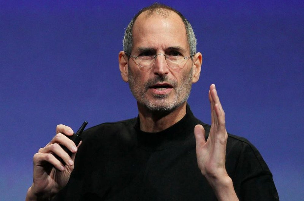Steve Jobs sweated the small stuff.