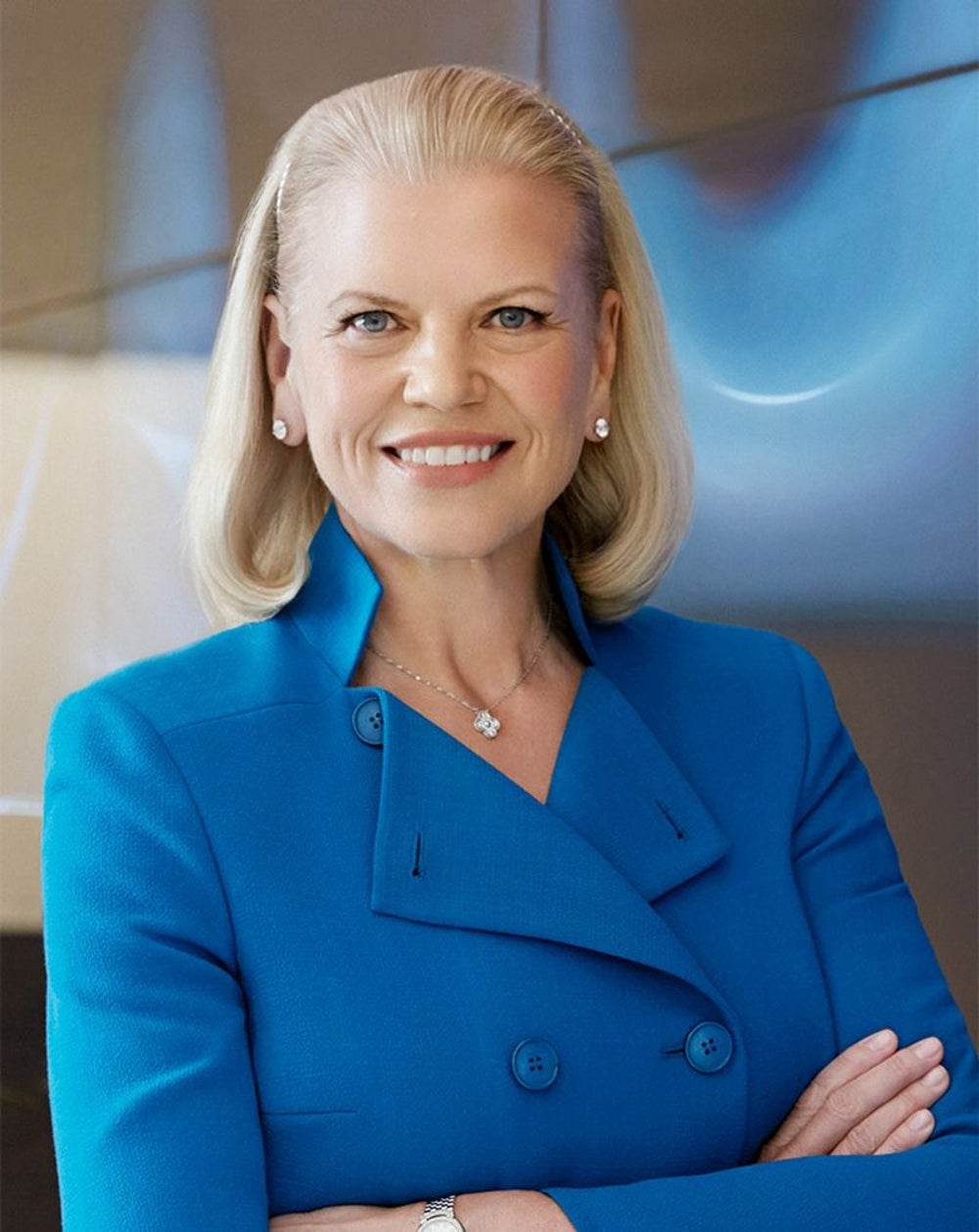 Ginni Rometty, CEO of IBM -- $32.3 million