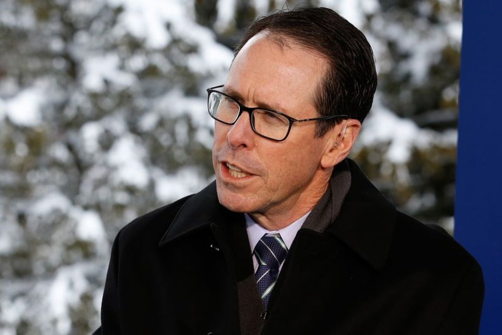 Randall Stephenson, CEO of AT&T -- $25 million