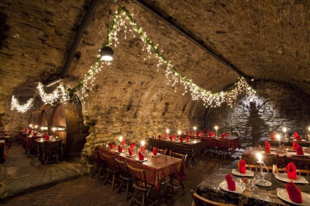The Catacombs Restaurant
