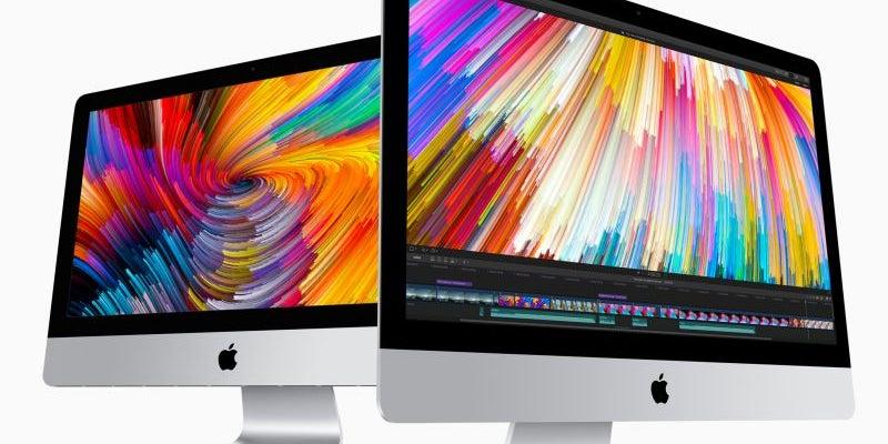 Updated iMac