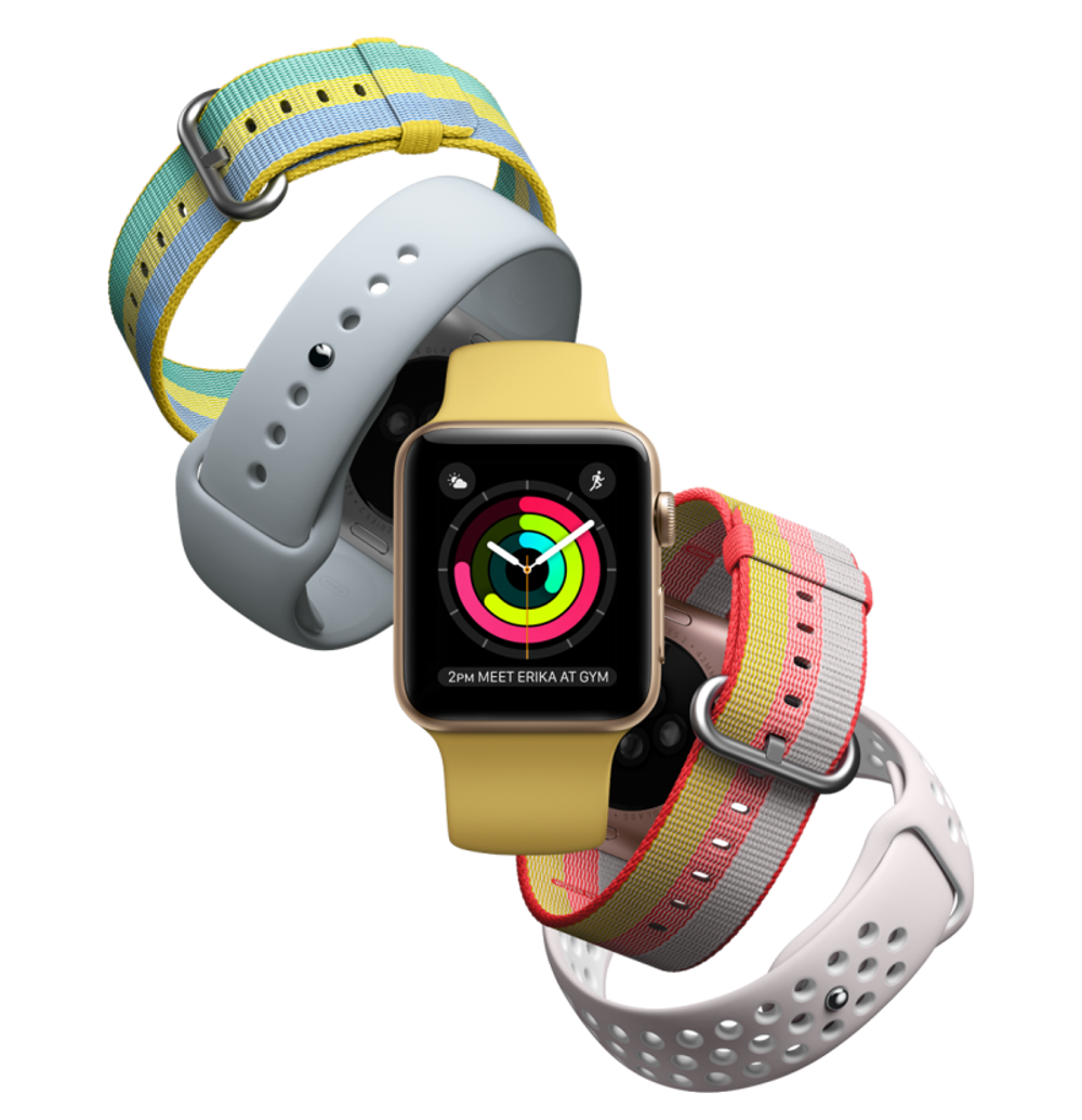 Apple Watch updates