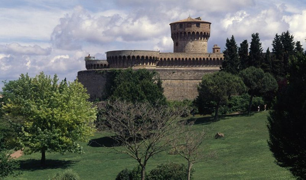 The Medici Fortress